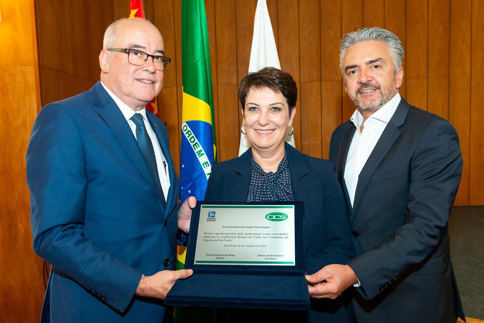 Evaldir Barboza de Paula, Eva Miguel e Rivaldo Leite / Fotos: Antranik Photos