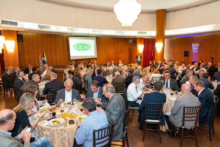 Salão do almoço / Fotos: Antranik Photos