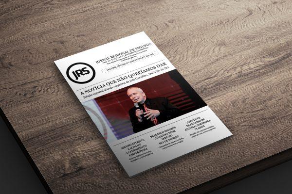 Revista JRS Especial: A notícia que não queríamos dar