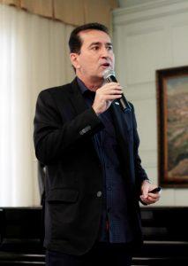 """O executivo Geniomar Pereira proferiu a palestra """"Gestão & Cia"""""""
