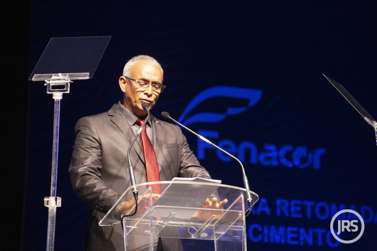 Wanderson Nascimento é presidente do Sindicato dos Corretores de Seguros da Bahia,