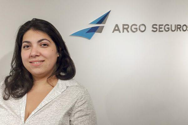 Larissa Cordeiro dos Santos Gonçalves é gerente de Casualty da Argo Seguros 2b / Divulgação