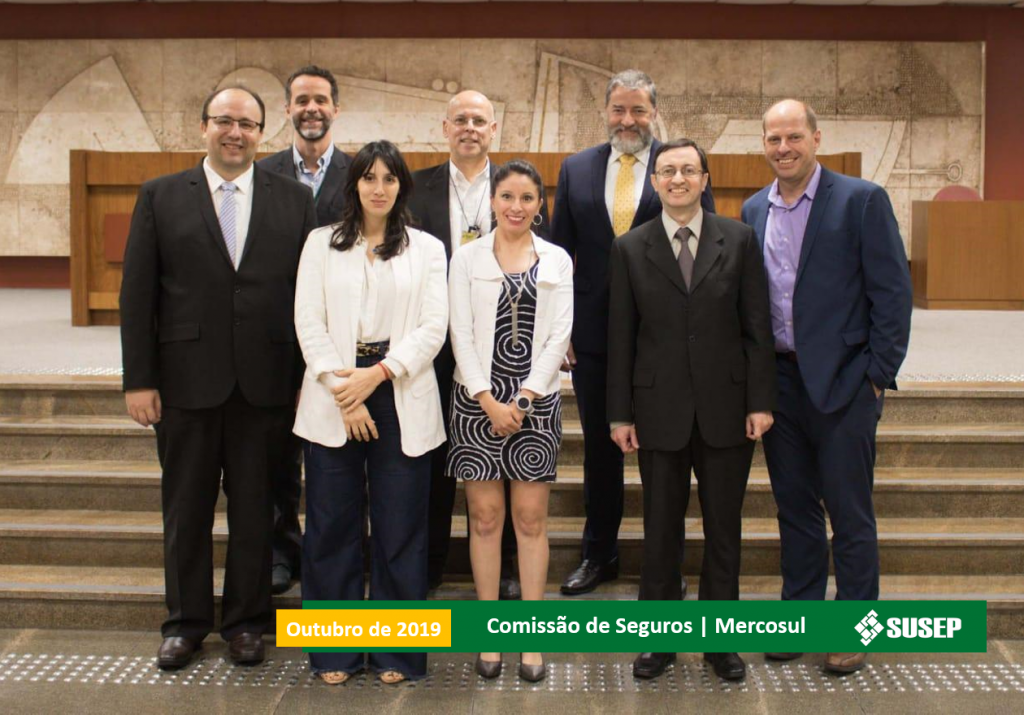 Susep recepciona reunião da Comissão de Seguros do Mercosul