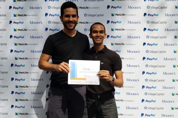Startup brasileira foi selecionada para receber aporte de US$ 50 mil do programa de saúde financeira do Village Capital