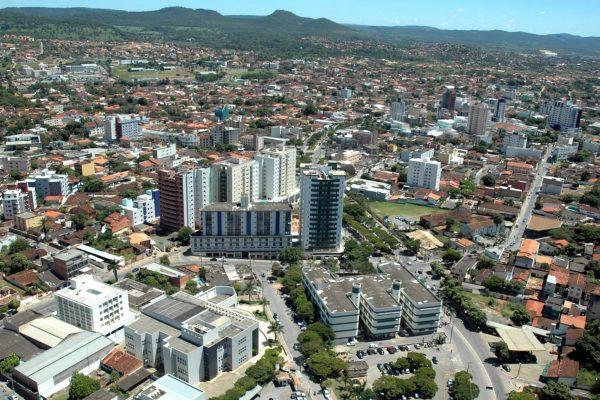 Montes Claros, na Região Norte de Minas, acaba de ganhar mais uma unidade da Simetria / Foto: Fábio Marçal Oliveira