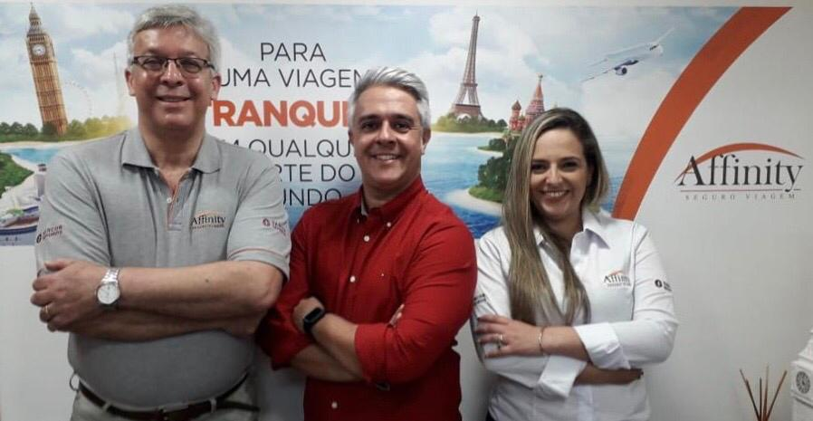 Affinity Seguro Viagem anuncia novas contratações no Rio de Janeiro