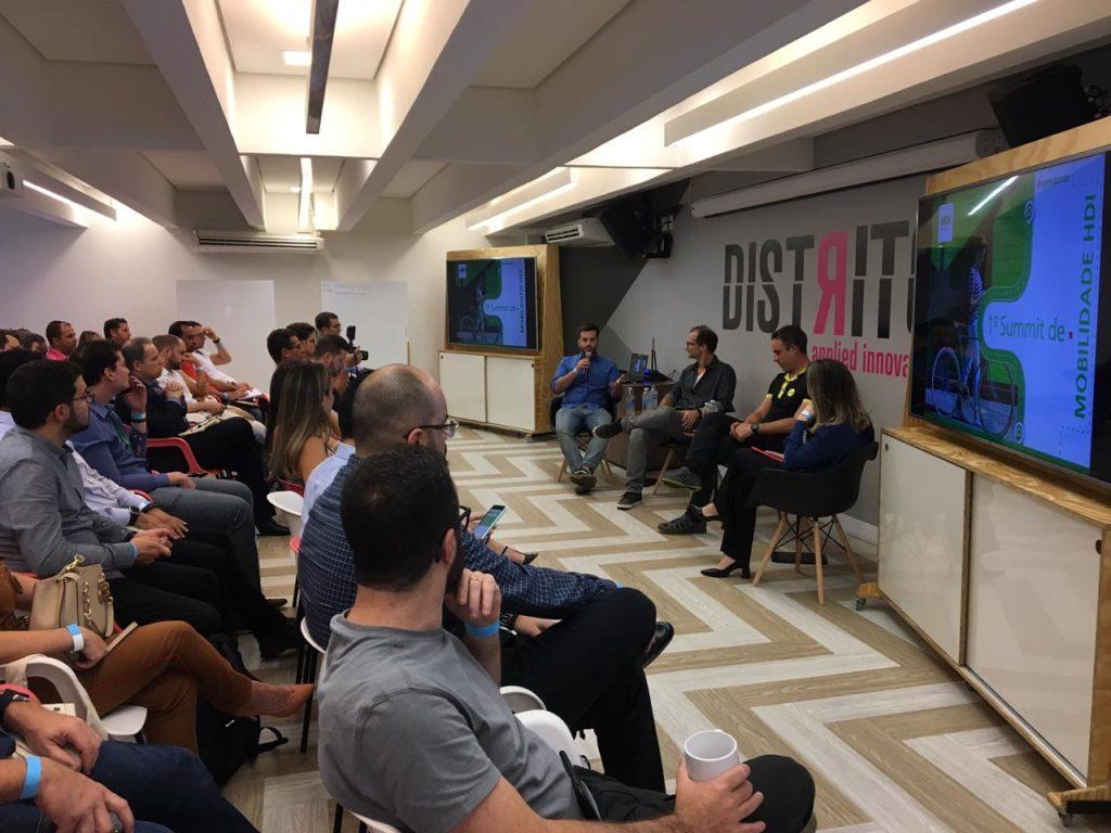 HDI Seguros realizou seu 1º Summit de Mobilidade na Distrito Fintech