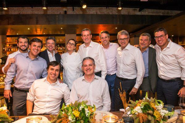 SulAmérica oferece jantar de confraternização para corretores corporativos de SP