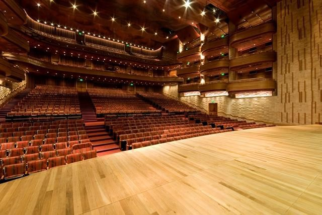 Teatro Bradesco celebra dez anos de existência