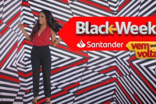 Black Week do Santander dá condições especiais em Uber, YouTube, Smart Fit, Xbox e LinkedIn