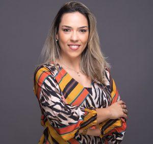 Bruna Garcia é fundadora da Megaluzz / Divulgação