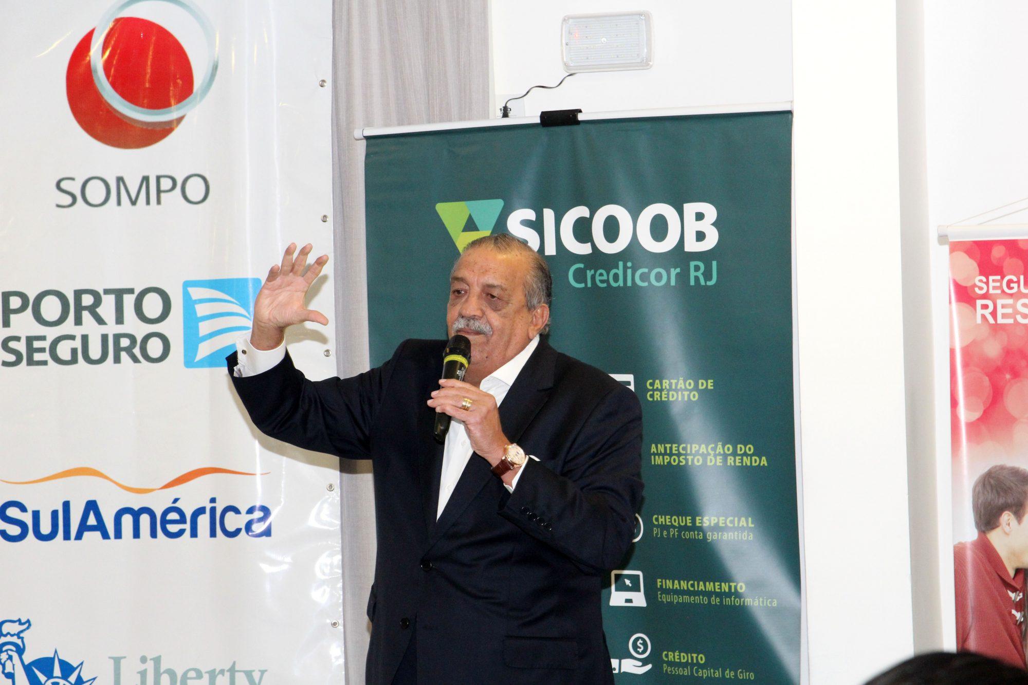 Henrique Brandão é presidente do Sincor-RJ / Divulgação