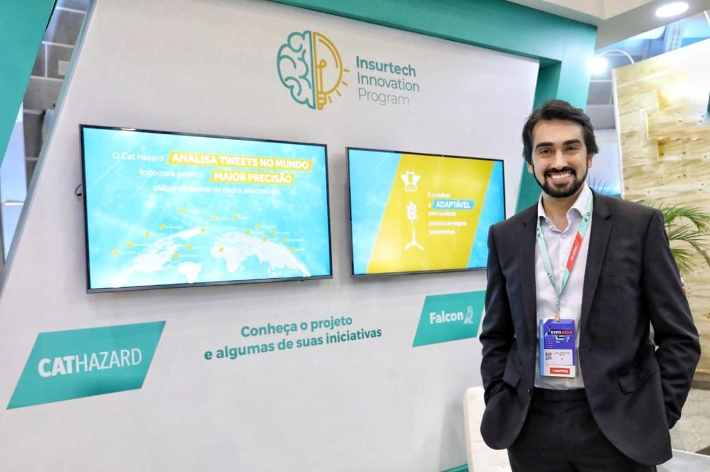 Lucas Mello é Diretor de Inovação e Estratégia do IRB Brasil RE / Divulgação