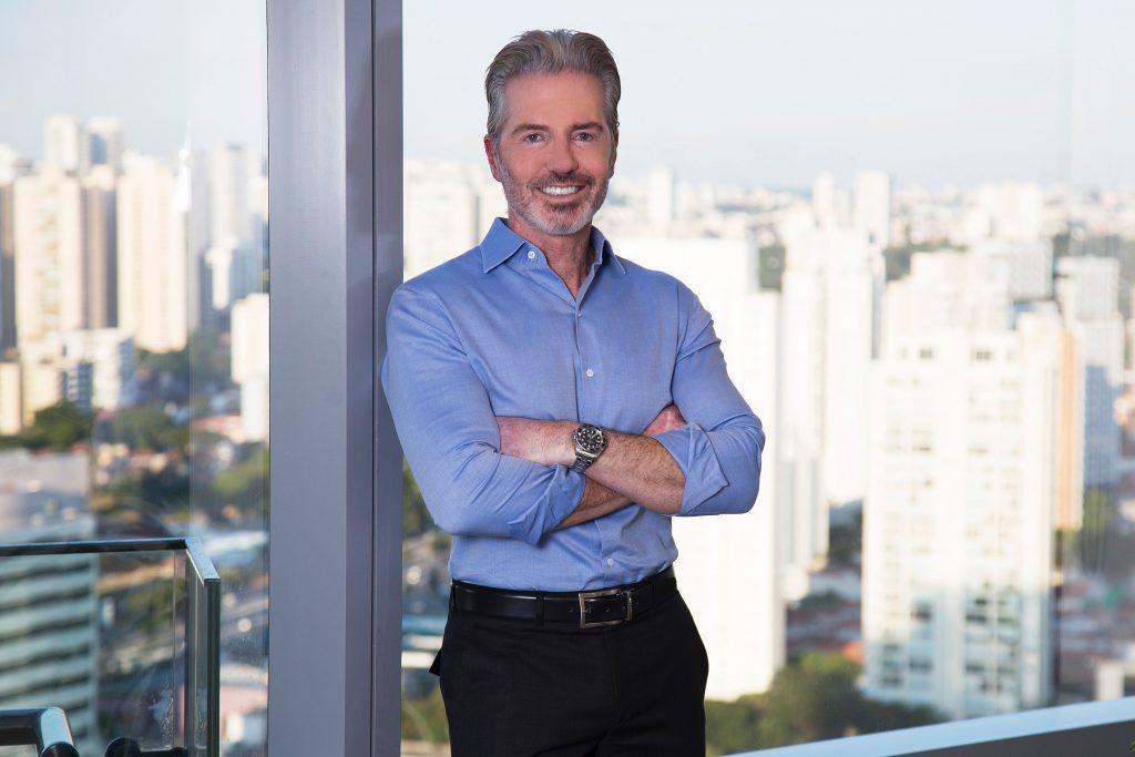 Murilo Riedel é CEO da HDI Seguros / Divulgação
