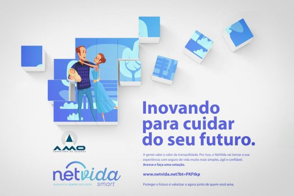NetVida prepara projeto de branding para 2020