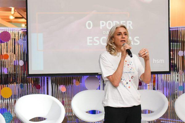 Patricia Coimbra é vice-presidente de Capital Humano, Administrativo e Sustentabilidade da SulAmérica / Divulgação