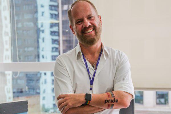 Marcio Orlandi Junior é CEO do Pride Bank / Divulgação