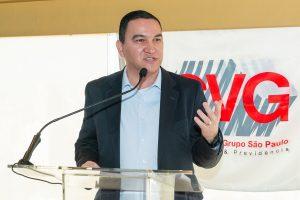 O presidente do CVG-SP, Silas Kasahaya / Antranik Photos