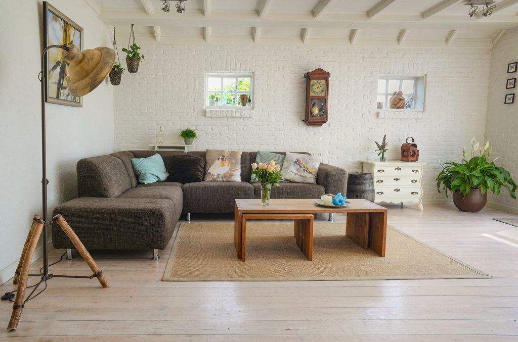 4 maneiras criativas de decorar a sua casa