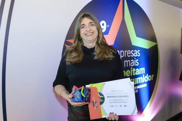 Andrea Iozzi é Superintendente da Bradesco Saúde / Divulgação