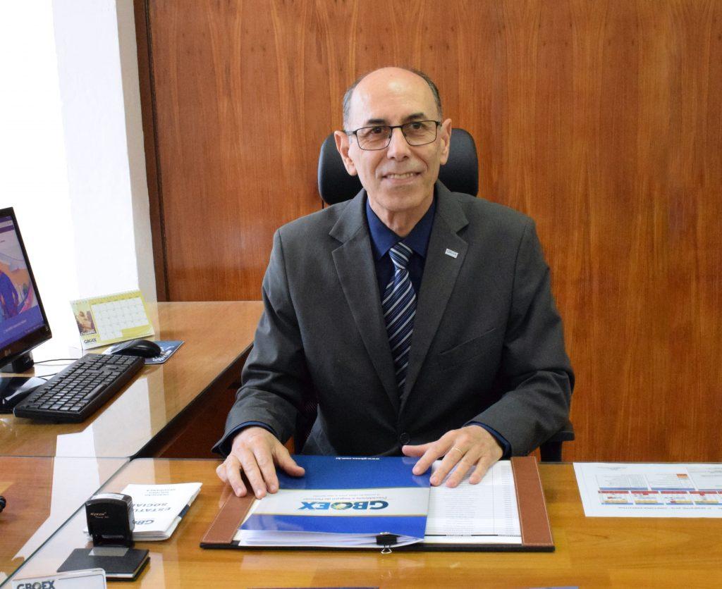 Otomar Umann é o novo Diretor Técnico do GBOEX
