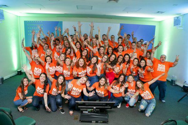 Previsul Seguradora realiza Encontro Comercial com equipe de todo Brasil
