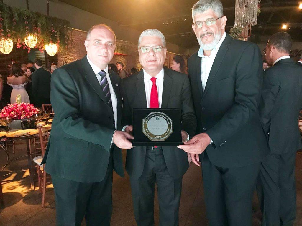 CSP-MG é agraciado com a Medalha do Mérito Segurador