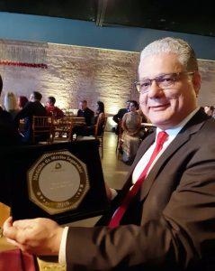 """João Paulo Mello: """"honraria é a mais importante que o Clube recebeu ao longo de sua trajetória"""""""