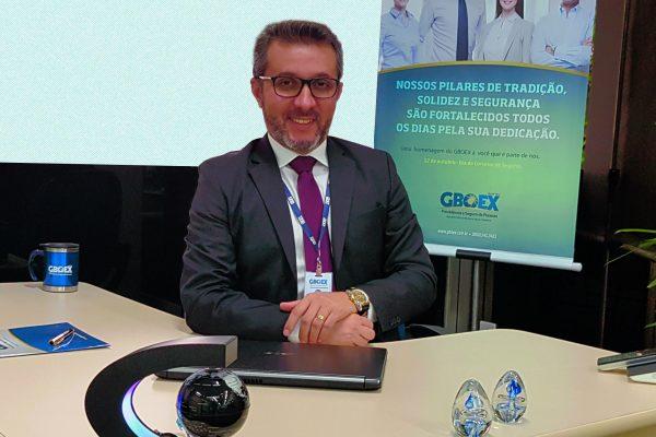 GBOEX apresenta novo Gerente da Unidade de Negócios de Belo Horizonte