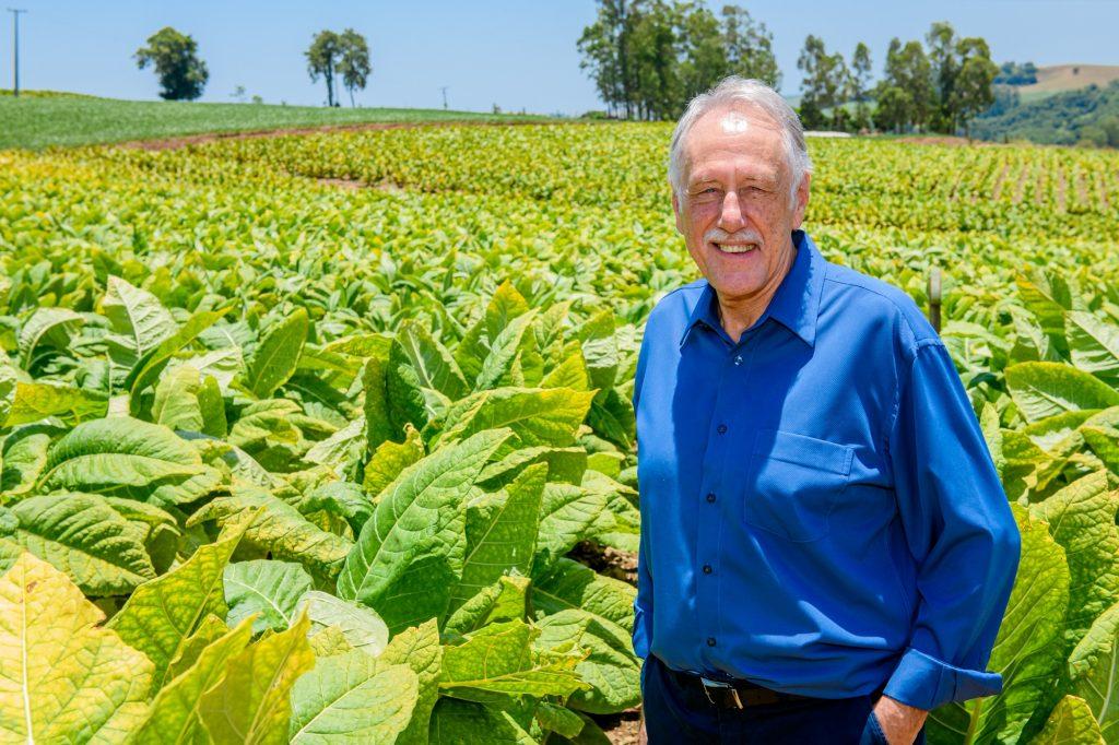 Iro Schünke é presidente do SindiTabaco / Divulgação