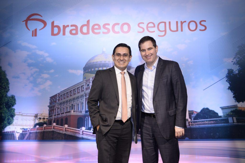 Flavio Bitter e Osmir Alves, Diretor financeiro do hospital / Divulgação