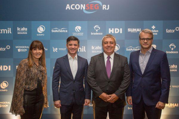 Aconseg-RJ reúne parceiros para celebrar crescimento em 2019