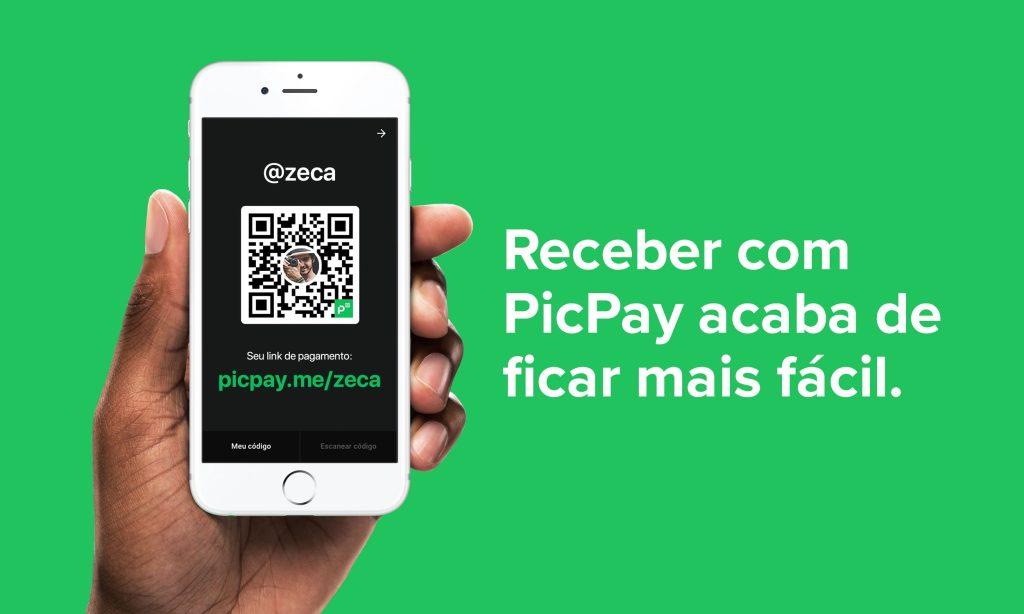 PicPay libera saque 24 horas e função Cobrar
