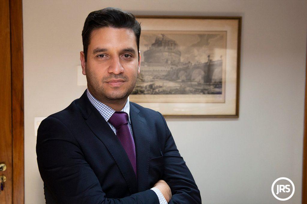 O advogado do escritório Agrifoglio Vianna, Marcelo Camargo / Arquivo JRS