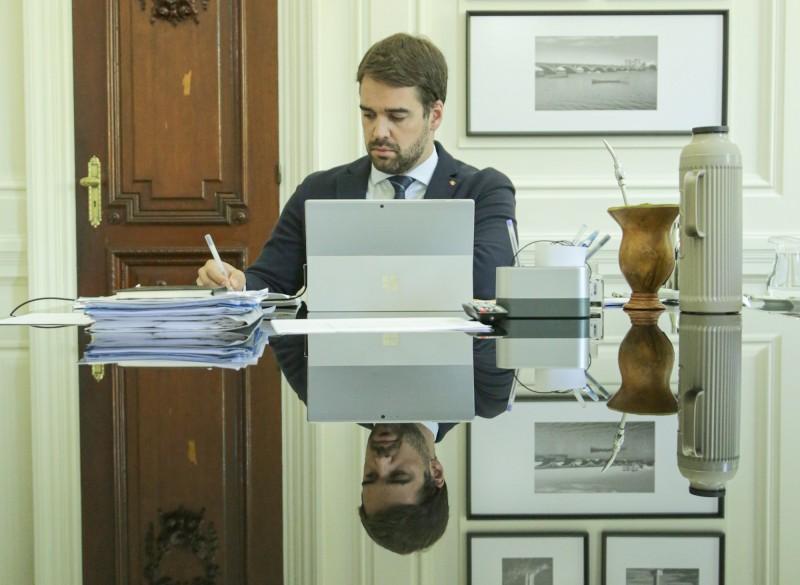 Foto: Gustavo Mansur / Palácio Piratini / Arquivo