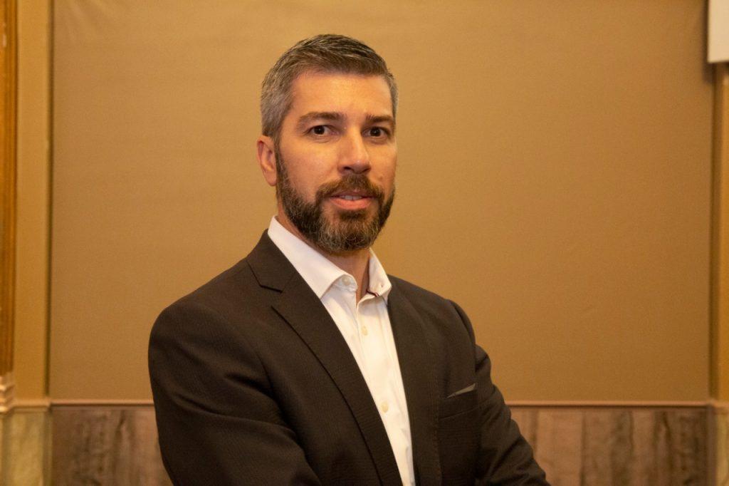 Guilherme Bini é presidente do SindSeg RS