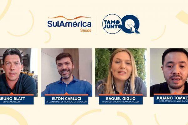 Qualicorp e SulAmérica anunciam planos de saúde coletivos por adesão inéditos