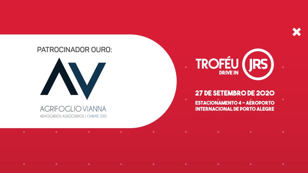 Agrifoglio Vianna integra time campeão de patrocinadores ouro do Troféu JRS Drive In
