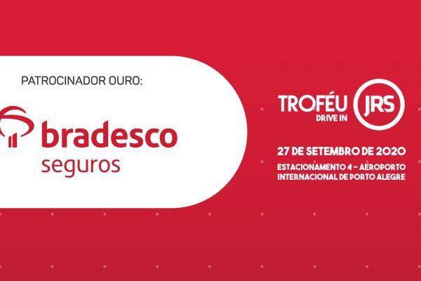 Bradesco Seguros integra time campeão de patrocinadores ouro do Troféu JRS Drive In