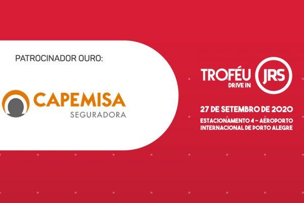 Capemisa Seguradora integra time campeão de patrocinadores ouro do Troféu JRS Drive In