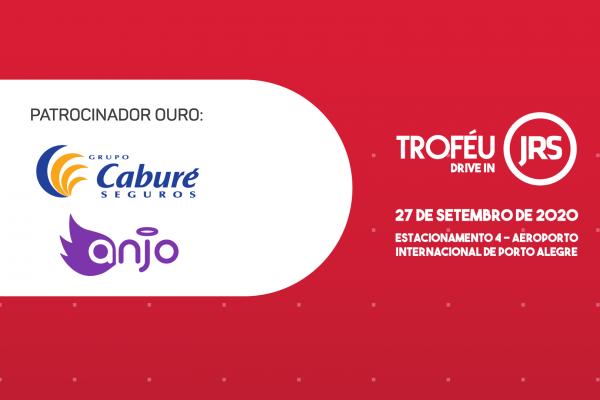 Grupo Caburé e App Anjo integram time campeão de patrocinadores ouro do Troféu JRS Drive In