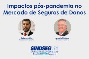 Presidente da FenSeg participa de transmissão especial de 125 anos do SindSeg-RS