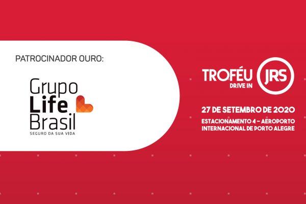 Grupo Life Brasil integra time campeão de patrocinadores ouro do Troféu JRS Drive In