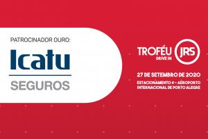 Icatu Seguros é patrocinadora Ouro do Troféu JRS Drive In