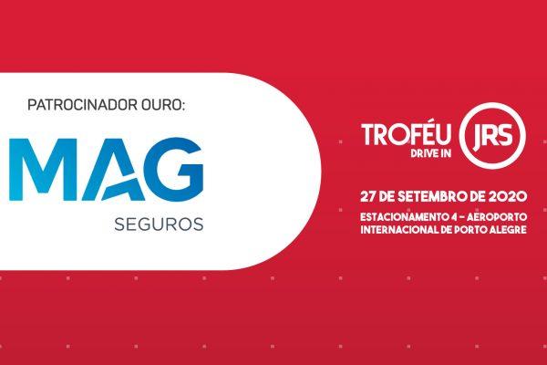 MAG Seguros integra time campão de patrocinadores ouro do Troféu JRS Drive In