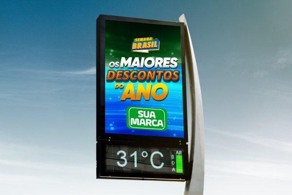 Semana Brasil deve ampliar vendas em setembro, estima Associação Comercial de SP