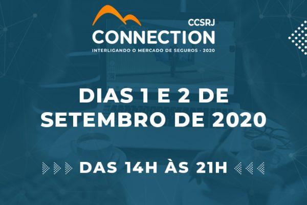 CCS-RJ Connection acontece amanhã e quarta; Repórter do JRS entrevista Marcio Coriolano