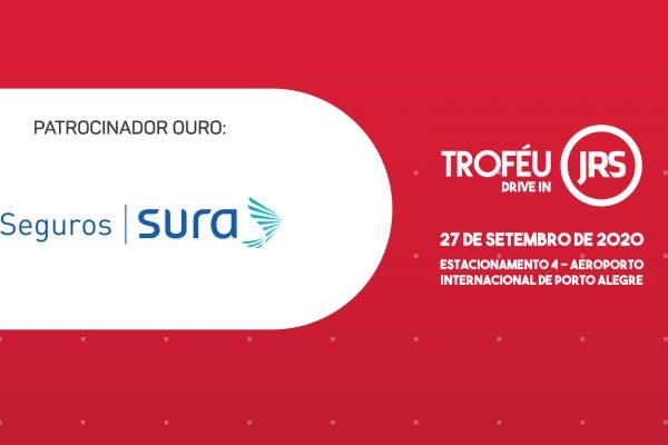 Seguros SURA integra time campeão de patrocinadores ouro do Troféu JRS Drive In