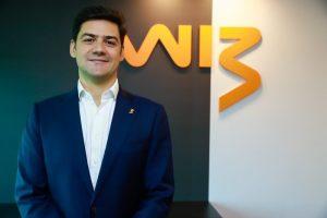 Heverton Peixoto é CEO da Wiz / Divulgação