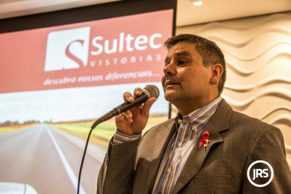 Fernando Menezes é diretor da Sultec Vistorias / Arquivo JRS